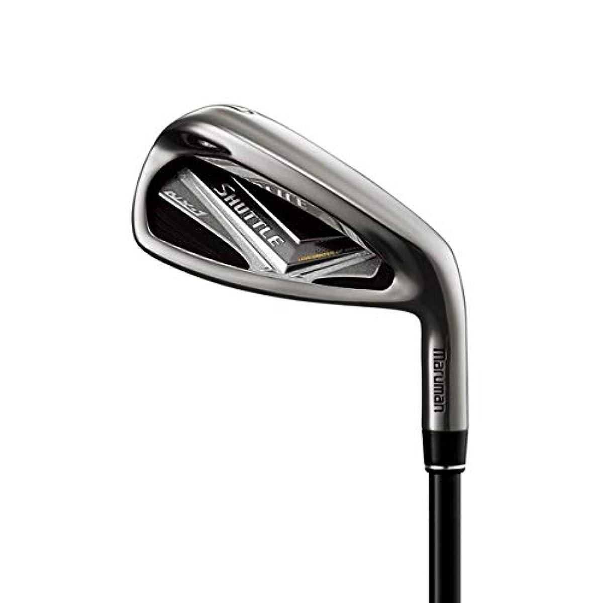[해외] 마루만 골프 셔틀 NX-1 아이언 세트 8개조 (I6-P,P/A,A,S) IMPACTFIT MV504 카본 샤프트