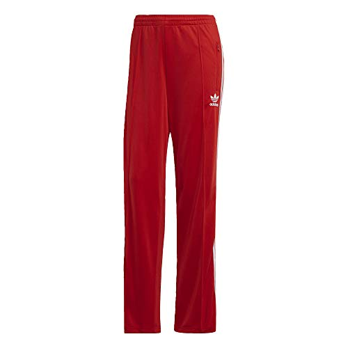 (adidas Originals Women's Firebird Track Pant, Scarlet, X-Small)