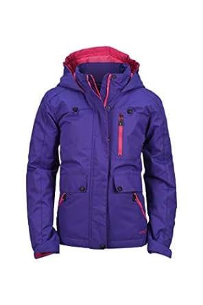 Amazon Com Arctix Girls Jackalope Insulated Winter Jacket