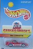 chuck e cheese hot wheels - Chuck E. Cheese Hot Wheels Die Cast 1980s Corvette Automobile by Mattel
