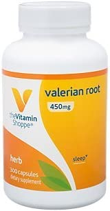 Valerian Root 450mg Valeriana Officinalis Supports Relaxation Calmne