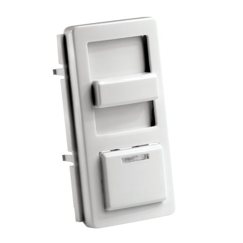 Leviton IPKIT-W Color Change Kits For IllumaTech Dimmer, White - Illumatech Lighting