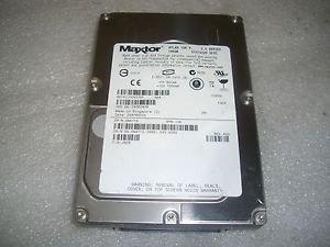 MAXTOR 8K147L0 147GB ATLAS 15K II Ultra320 SCSI 68 PIN