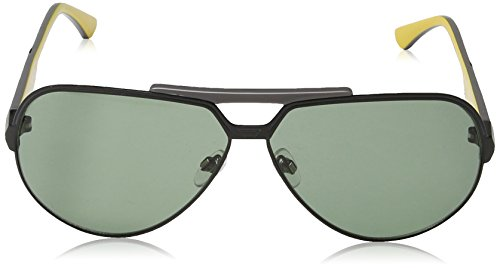 Gradient Aviator amp; Frame Lunette Grey Yellow Black Grey de DL0026 soleil Diesel wnvxTAqZx