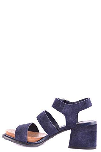 Tods Sandalias de Vestir Para Mujer Azul Azul It - Marke Größe
