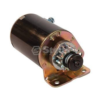 Stens 435-300 Mega Fire Electric Starter, Replaces Briggs and Stratton: 593934, 693551, John Deere: LG693551, 14 - Starter Stratton Electric