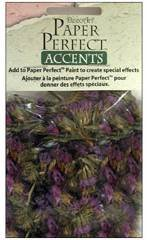 Price comparison product image DecoArt Paper Perfect Accents - Purple Statice
