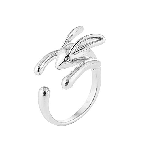 - Charm Ring for Man, Kstare Women Jewelry Band Silver Gold Wedding Engagement Party Rings