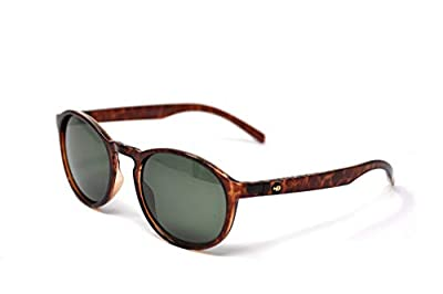 HB Gatsby Turtle Sunglasses Fashion Oval Shape Non Polarized