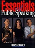 Essentle of Public Speaking, Weaver2, 0137779704