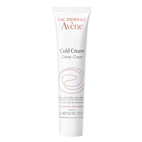 Eau Thermale Avene Cold Cream Intense Moisturizer, Hypoallergenic, Non-Comedogenic 1.3 - Cold Cream Avene