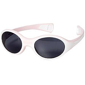 BEABA Baby to Toddler Ergonomic Sunglasses, Made in France - Medium, Pink