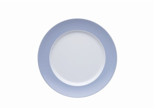 (Thomas Sunny Day Dinner Plate, Pastel Blue)