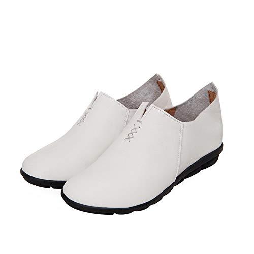 36 5 Blanc Femme Compensées Sandales Blanc AN DGU00717 EU xP7q01wAYW
