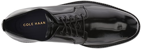 Cole Haan Mens Kennedy Grand Postman Ii Oxford Black Box