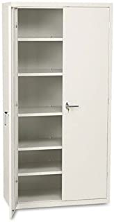 product image for HON Brigade Series Five-Shelf Storage Cabinet - High Storage Cabinet, 36w by 18d by 72h , Putty (HSC1872)