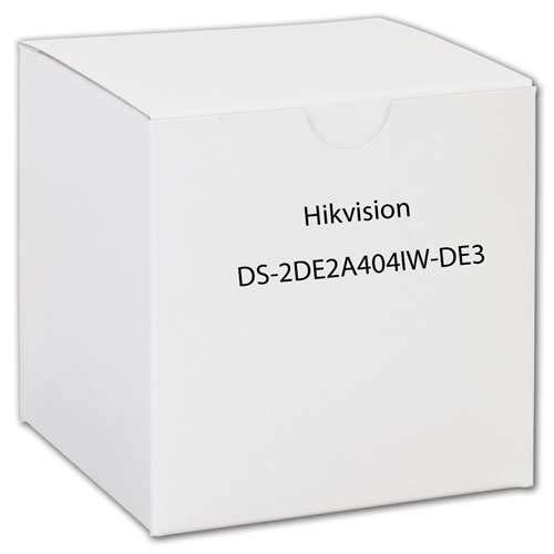 (Hikvision OEM 4MP HD Mini PoE PTZ Outdoor Security IP Camera System DS-2DE2A404IW-DE3)