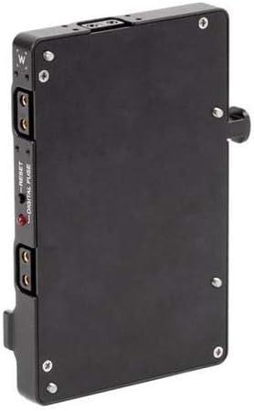 3X D-Tap Wooden Camera Pro V-Mount Plate