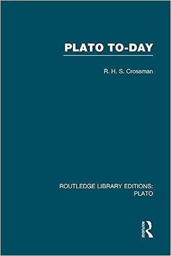 Book Plato Today (RLE: Plato)