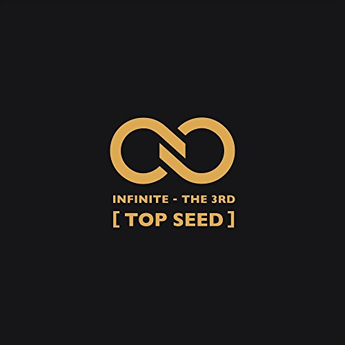 INFINITE - TOP SEED (Vol.3) CD+Photocard+Postcard+Special Card+Folded Poster+Free Gift