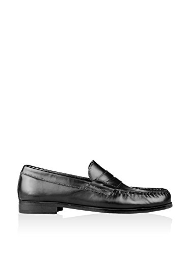 Mocasines - 434-fglbrushedm Black