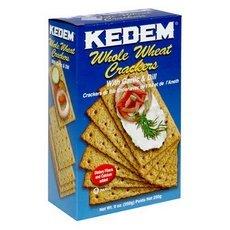 Gefen B10971 Gefen Whole Wheat Cracker With Garlic And Dill - 24x9Oz by Kedem