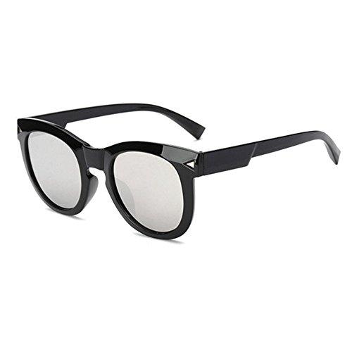 Aoligei Lunettes de soleil dames tendance européenne couleur lunettes de soleil femmes film fashion des lunettes anti-UV xgCT04OF