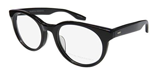 Barton Perreira Royston Mens/Womens Designer Full-Rim Shape Fabulous Modern Sleek Eyeglasses/Eye Glasses (49-21-148, ()