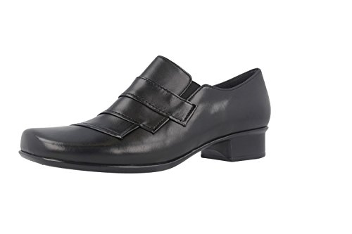 Gabor Shoes, 34,412,27 Donna, Nero/Nero
