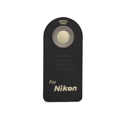 niceEshop IR Wireless Remote Control for Nikon D5000/D5100 ML-L3