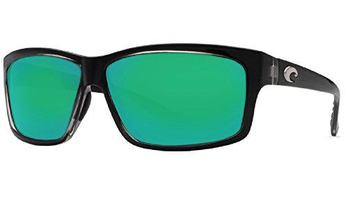 Costa Del Mar Cut 580G Squall/Green Polarized - 580g Costa Cut