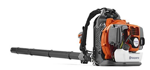 Factory Reconditioned HUSQVARNA 150BT 50CC 2 Cycle Gas Leaf Lawn Home Backpack Blower 180 MPH X Torq (Renewed)