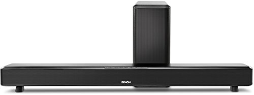 Denon DHTS514 Soundbar with Wireless Subwoofer - Black