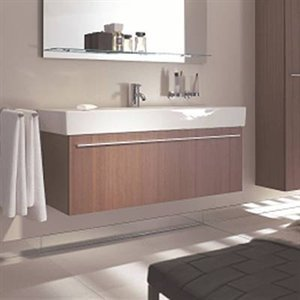 Duravit Cabinet Glass (Duravit XL605402828 arge Unit Bathroom Vanity)