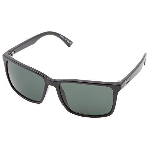 (Veezee, Inc. - Dba Von Zipper Lesmore  Sunglasses,Black Gloss,57.2 mm)