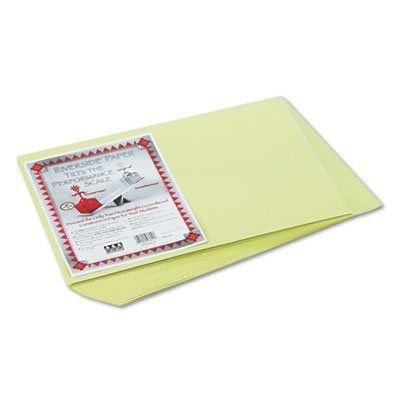Pacon Riverside Construction Paper, 76 lbs., 12 x 18, Light Blue, 50 Sheets/Pack