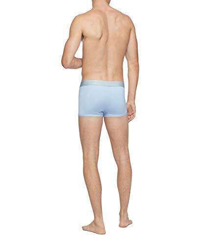 Calvin Klein Men's Customized Stretch Low Rise Trunks