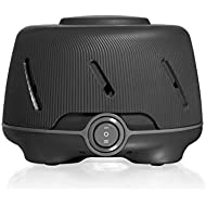 Yogasleep Dohm (Charcoal)   Soothing Natural Sound from a Real Fan   Noise Cancelling   Sleep Therapy, Office Privacy, Travel   For Adults & Baby   101 Night Trial