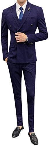 [CEEN] スーツ メンズ 上下セット 2つ釦 スタイリッシュ 紳士 スリム ビジネス