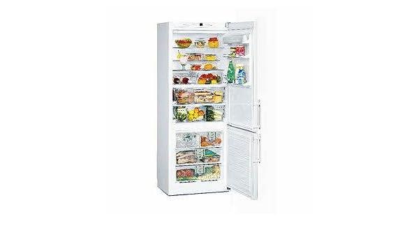 Liebherr CBN 5156 Premium BioFresh NoFrost nevera y congelador ...