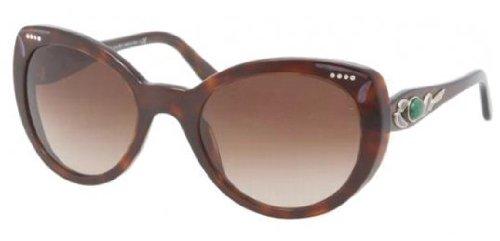 Bvlgari 8091b 851-13 Dark Havana 8091B Cats Eyes - Bvlgari Sunglasses 2012