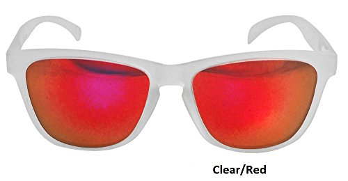 Body Glove BG 10 RV Polarized Sunglasses with Rubberized Frogskin, - Sunglasses Bodyglove
