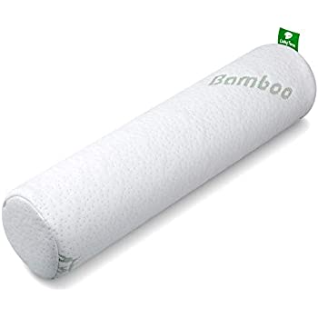 Amazon.com: K Ka Ua Neck Roll Pillow Cervical Bolster with ...