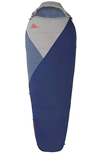 Kelty Stardust 15 Degree Sleeping Bag, Long - Mummy Style, ThermaPro Max Insulated Sleeping Bag for Camping, Festivals & More - Stuff Sack Included ()