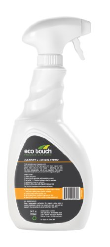 eco touch cuc24 carpet upholstery cleaner 24 oz vehicles parts vehicle parts accessories. Black Bedroom Furniture Sets. Home Design Ideas
