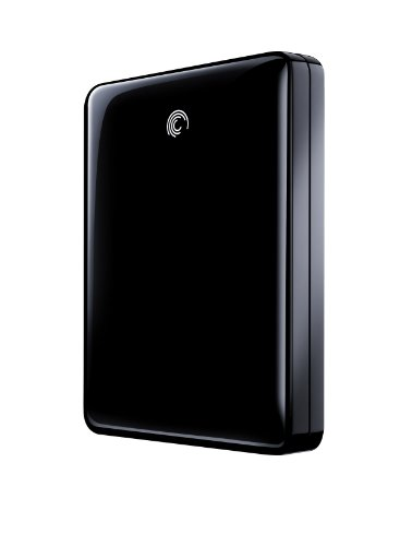 Seagate FreeAgent GoFlex 1.5 TB USB 3.0 Ultra-Portable External Hard Drive in Black STAA1500100