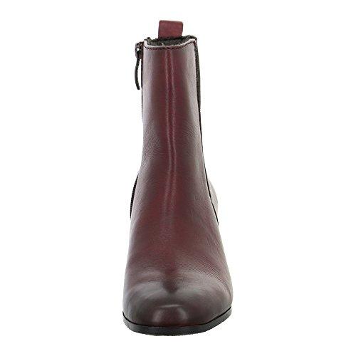 Tamaris, Stivali donna Rosso rosso 36