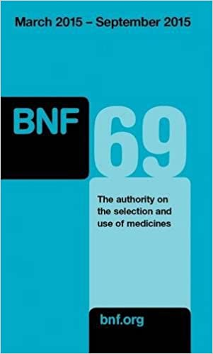 British national formulary bnf 69 9780857111562 medicine british national formulary bnf 69 69th revised edition edition fandeluxe Gallery