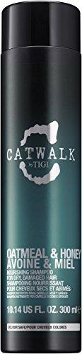 Catwalk Oatmeal & Honey Nourishing Shampoo by TIGI for Unisex - 10.14 oz Shampoo