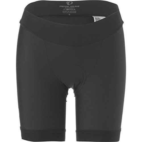 Pearl Izumi Women's P.R.O. In-R-Cool Short Black S 2-Pack (Quantity of 2 items) by Pearl iZUMi